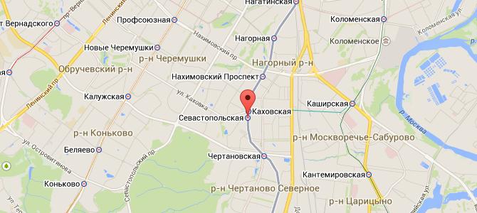 Вызов электрика Севастопольская